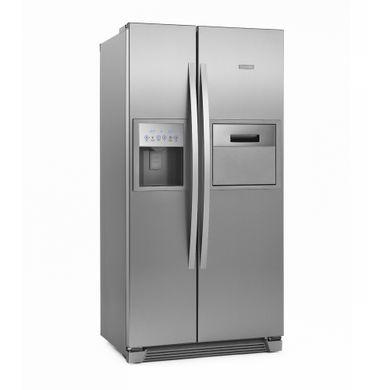 Geladeira refrigerador 504 litros 2 portas inox for Geladeira 2 portas inox
