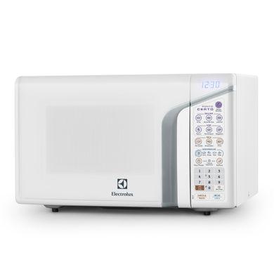 Micro-ondas 31 Litros Com Grill - Branco - Electrolux - Mg41p - 220v