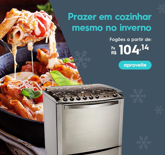 Mobile - inverno - fogão