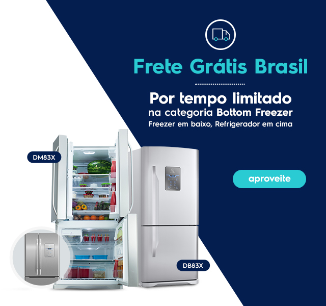 Frete Brasil Bottom