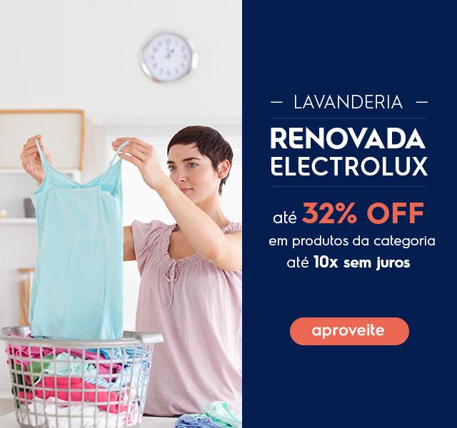 lavanderia 32%OFF