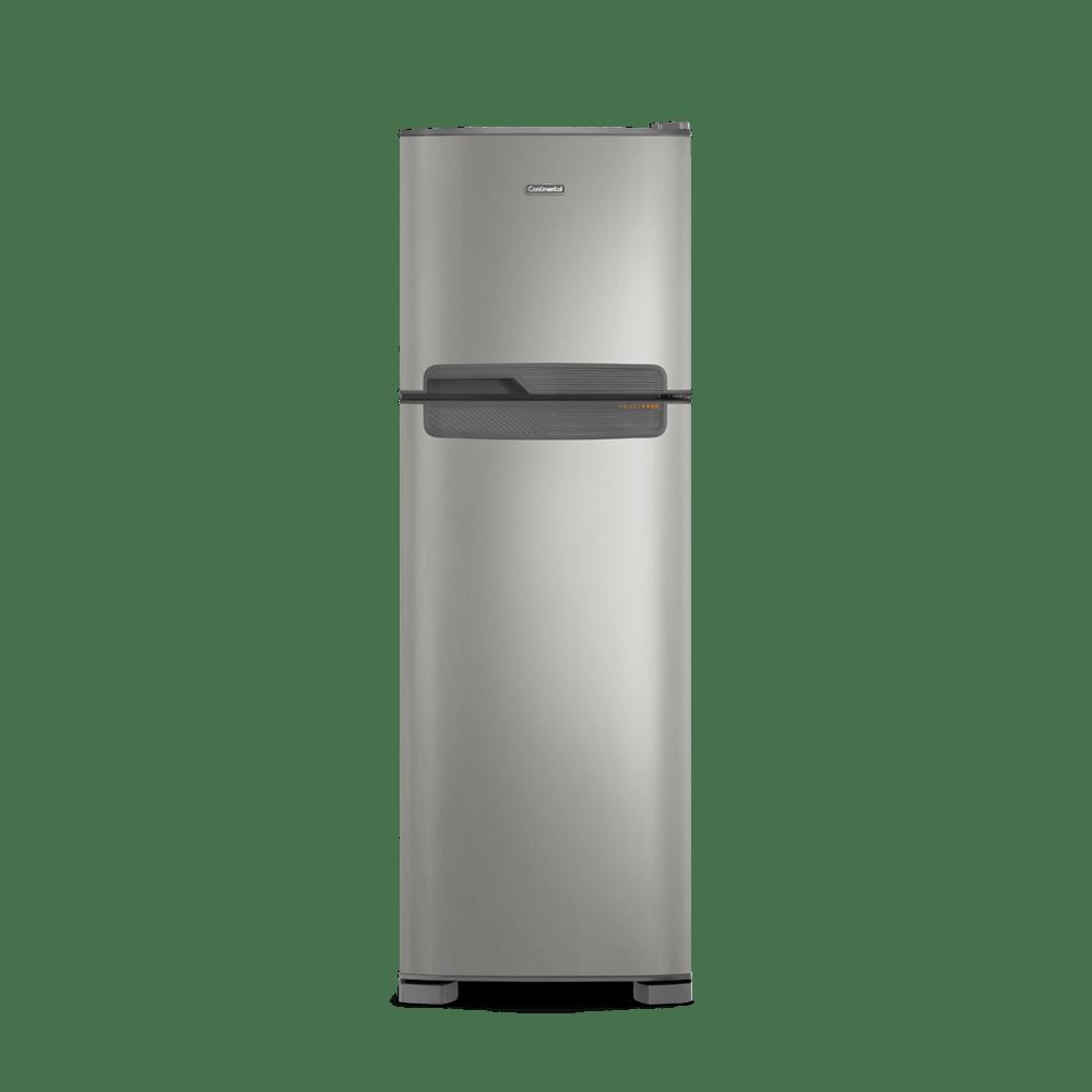 Geladeira Refrigerador Frost Free Duplex Prata 371 Litros Tc41s Mcontinental