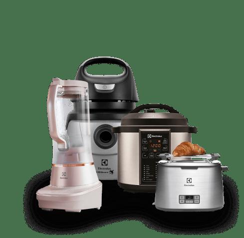 Black Friday Electrodomésticos e Eletroportáteis -  Aspirador, Liquidificador, Vaporizador e Mixer