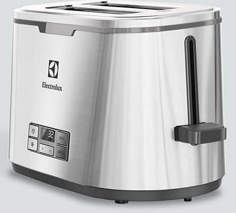 Lateral Tostador Expressionist Electrolux TOP50