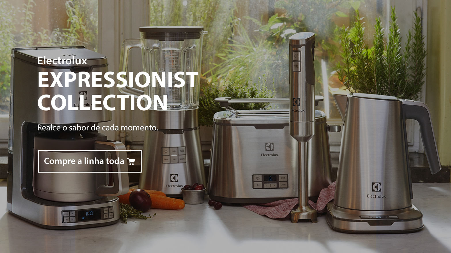 Electrolux Expressionist Collection