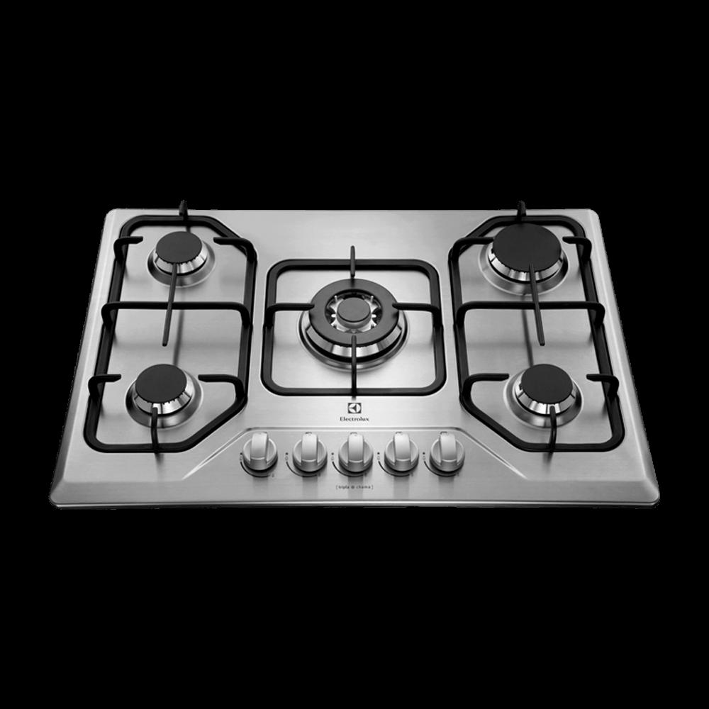 d8171faee ... Cooktop 5 bocas Electrolux a Gás (GT75X) ...