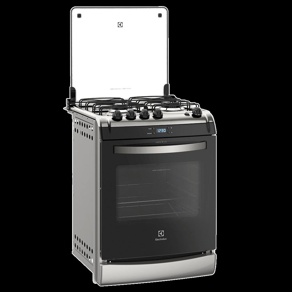 4891211d8 Fogão de Embutir com Timer Digital (52ERS) - Electrolux - Electrolux ...