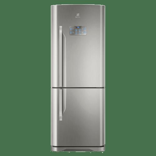 Geladeira Frost Free Electrolux 454 Litros Inverse Cor Inox (DB53X)