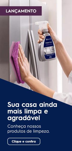 geladeira/limpeza
