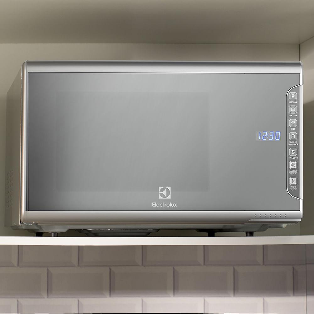 436af7d29 Micro-Ondas com Painel Integrado Electrolux (MI41S) - Electrolux ...