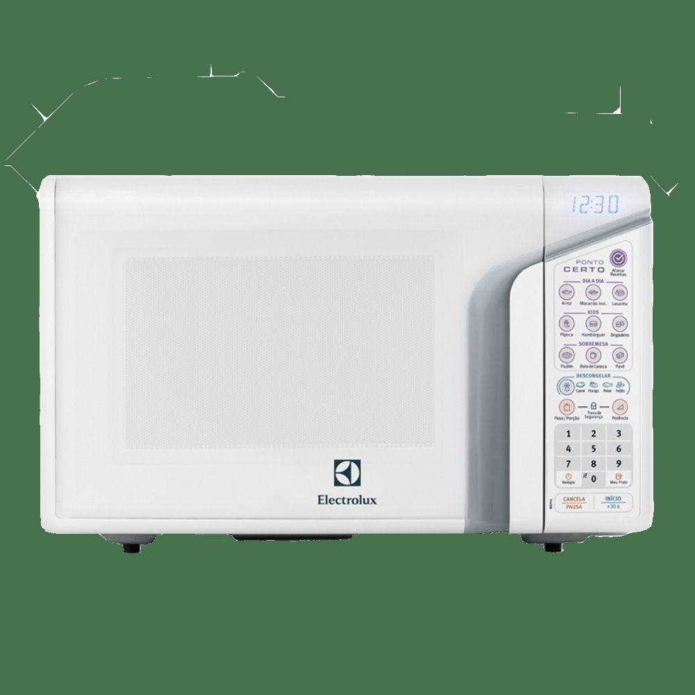 24dcb8871 Forno Micro-Ondas Ponto Certo 31L (MEP41) - Electrolux - Mobile