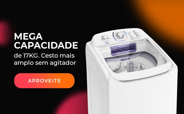 lavadora 17kg