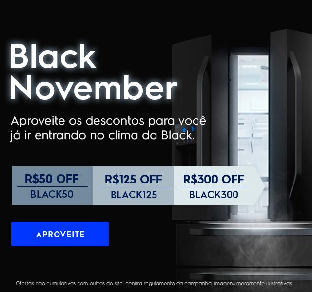 Black Friday Eletro: geladeira, aspirador e mais | Electrolux
