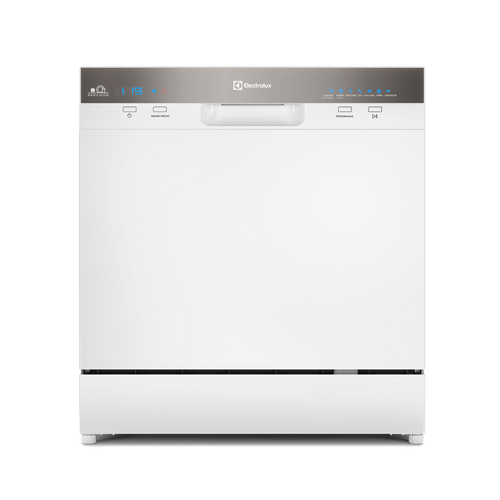 Lava-Louças 8 Serviços Branco Electrolux (LL08B)