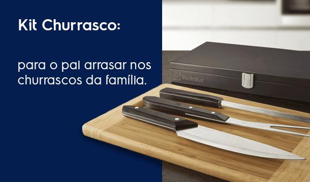pais - kit churrasco