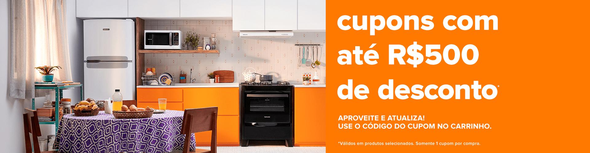 Atualiza - cupom