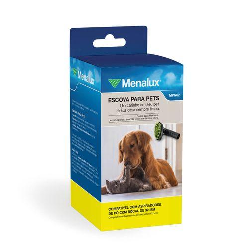 Escova para Pets - MENALUX (MPN02)