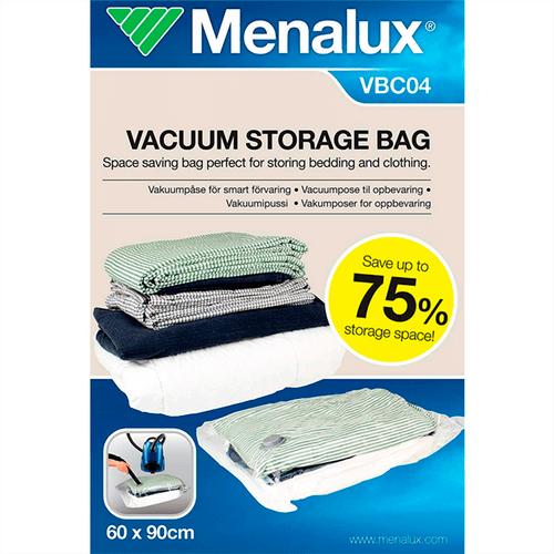 Saco Organizador à Vácuo - Vacuum Bag Menalux (VBC04)