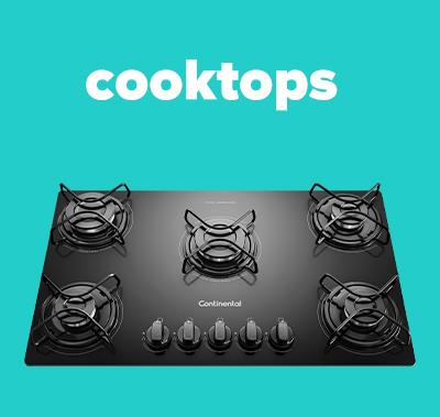 Mosaico atualiza cooktop