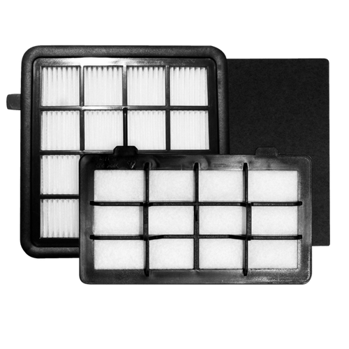 Kit 3 Filtros ORIGINAIS para Aspirador de Pó LTI31 (FLI01) - Kit 3 Filtros para Aspirador de Pó LTI31 (FLI01)