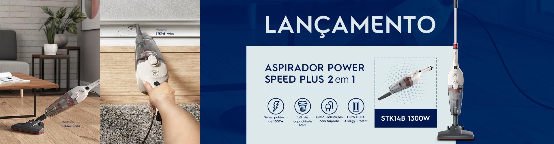 Banner 5 - Lançamento Power Speed