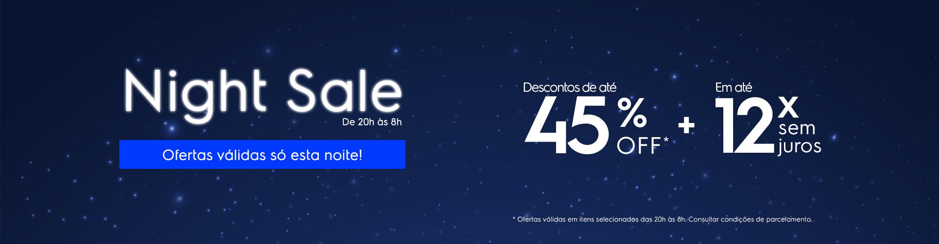 Banner Spot - Night Sale / 48 horas