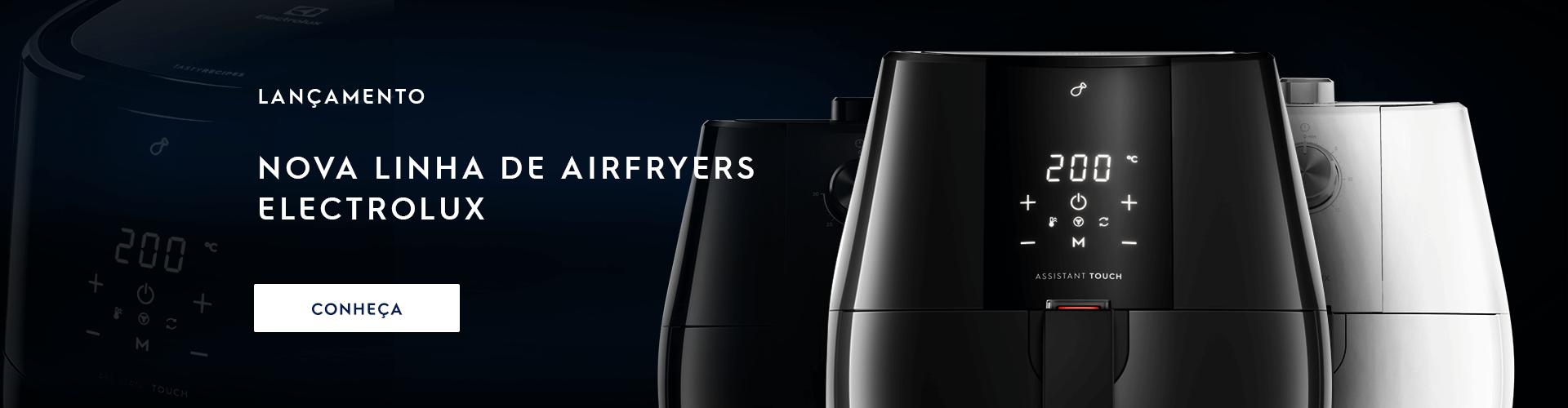 Lançamento Air Fryer